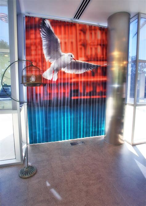 spray painting vertical blinds 15 creative window blinds and modern window blinds designs