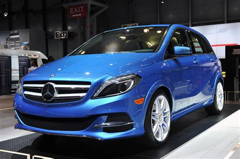 Mercedes B Class Electric by 2014 Mercedes B Class Electric Drive Information