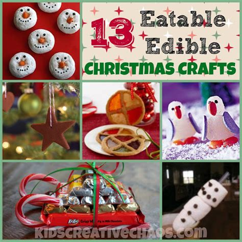 edible craft 13 easy eatable edible craft activities for