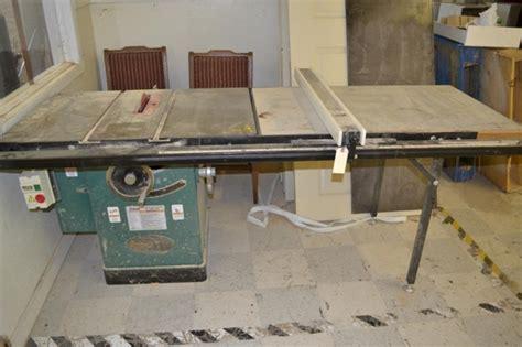 woodworking machine auction commercial woodworking equipment auction bonnette auctions
