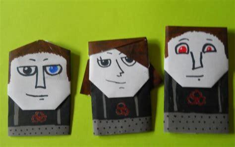 origami yoda dwight origami yoda dwight comot