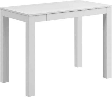 cheapest white desk feel the home