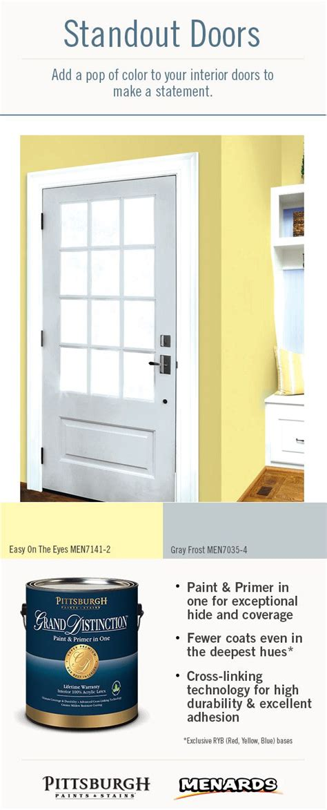 paint colors at menards 1000 images about standout interior door paint colors on