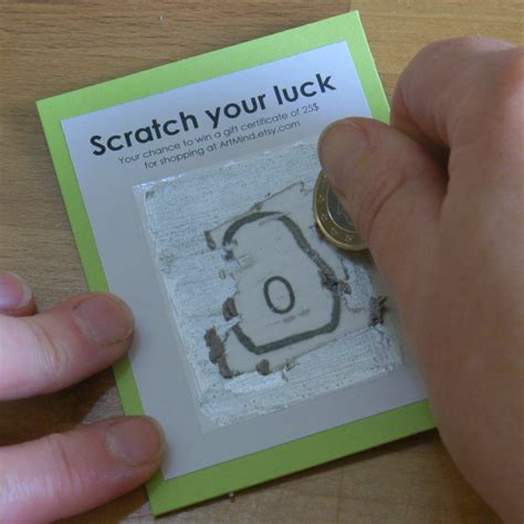 make your own scratch cards barbara s beat momtrepreneur tip of the day how to make