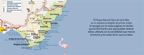 restaurante el parque cabo de gata mapa cabo de gata 183 parque natural cabo de gata almeria