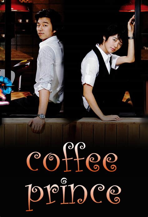 coffee prince poster the 1st shop of coffee prince fan 32189695