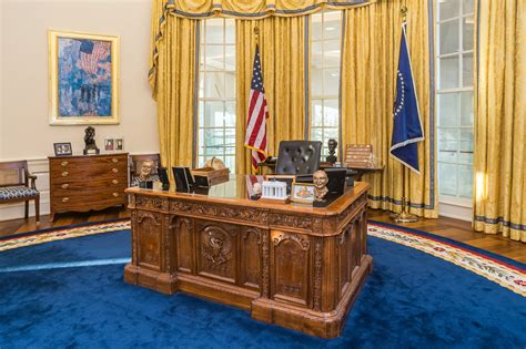 president oval office may not be able to work in the oval office for