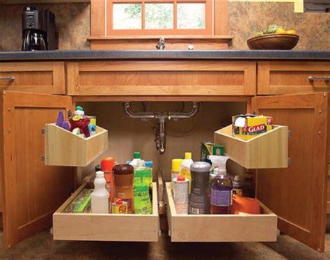 kitchen sink storage solutions 25 brilliant kitchen storage solutions home design