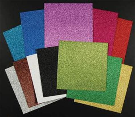 glitter paper for card finding card supplies