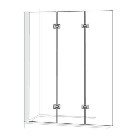 bath folding shower screens folding shower screens folding shower screens in