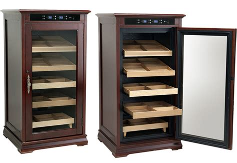 humidity for humidor the redford electronic humidor cabinet climate