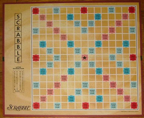scrabble on the scrabble board projects to build
