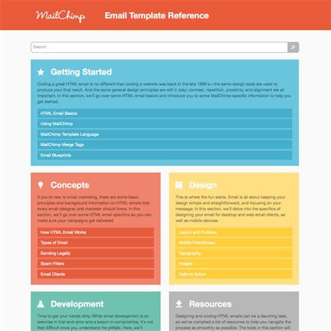 building mailchimp templates images