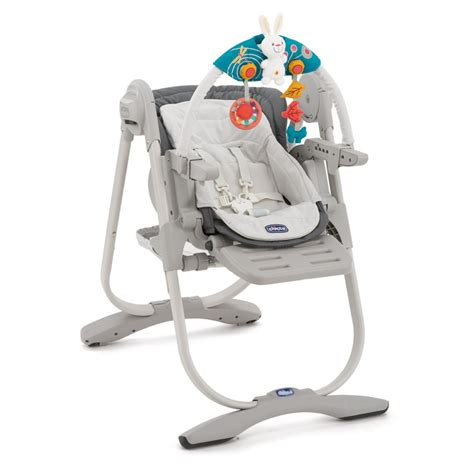 chicco 2016 polly magic quot graphite quot 3 in 1 high chair 0 months brand new ebay