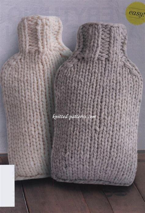 water bottle cozy knitting pattern best 20 water bottles ideas on