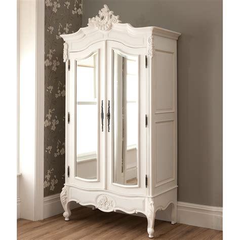 la rochelle bedroom furniture la rochelle antique mirrored 2 door wardrobe