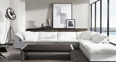restoration hardware sectional sofa sectional sofa hardware restoration hardware sectional