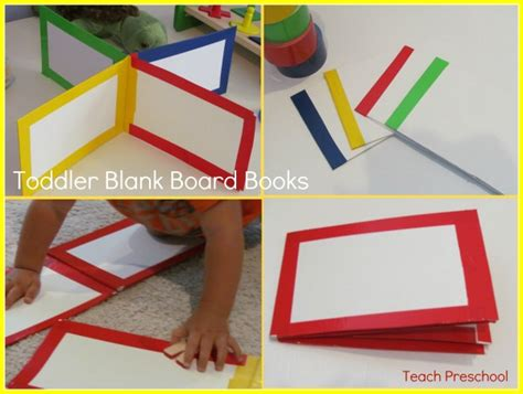 how to make picture book diy toddler board books early childhood and youth