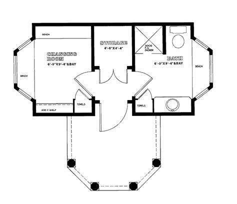 pool house plans with bathroom small pool house plans smalltowndjs