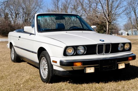 1989 Bmw Convertible by 1989 Bmw 325i Convertible For Sale On Bat Auctions