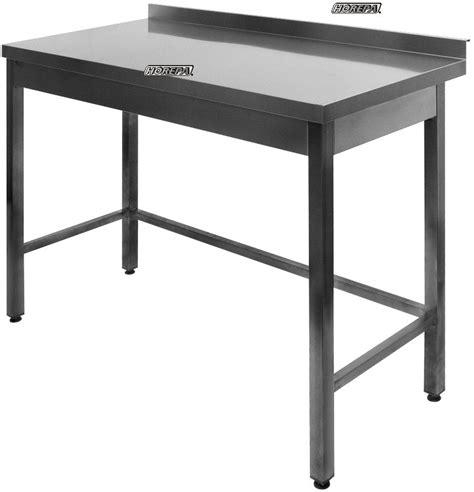 Tafel Wasmachine Ikea by Rvs Tafels Werkbanken Meubels Werktafels Spoeltafels Ook