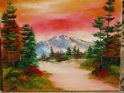bob ross painting original for sale bob ross original paintings bob ross etc