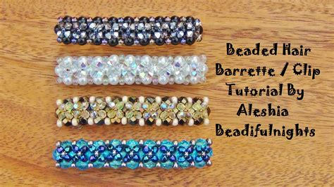 how to make steunk jewelry tutorial how to make a hair barrette how to make beaded hair