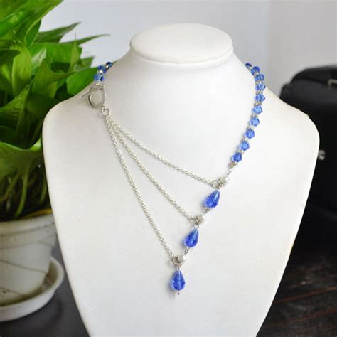 how to make a chain necklace with how to make an style chain link necklace with
