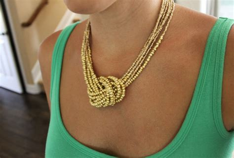 make a statement jewelry the sweet survival statement necklace part i golden