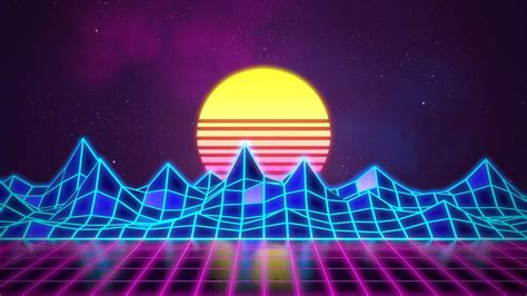 1980 X 1080p Car Wallpaper by Neon 80s Wallpaper 78 Images