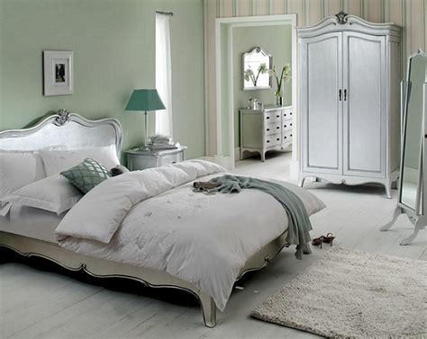 silver leaf bedroom furniture the glam pad glamorous white bedrooms interior