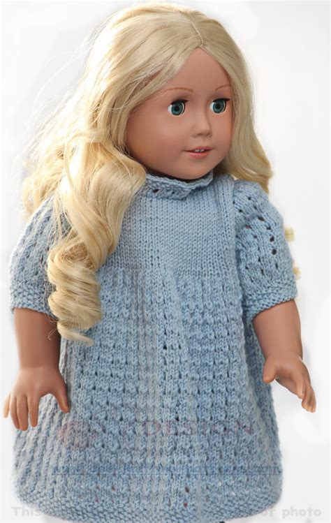 free knitting patterns for american dolls american doll knitting patterns
