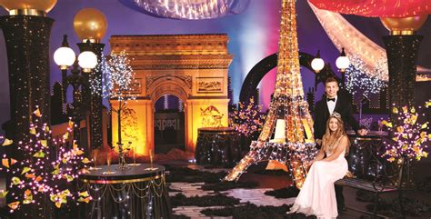 How To Set A Formal Table paris city of lights complete prom theme prom nite