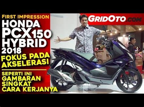 Pcx 2018 Unboxing by Otomotif