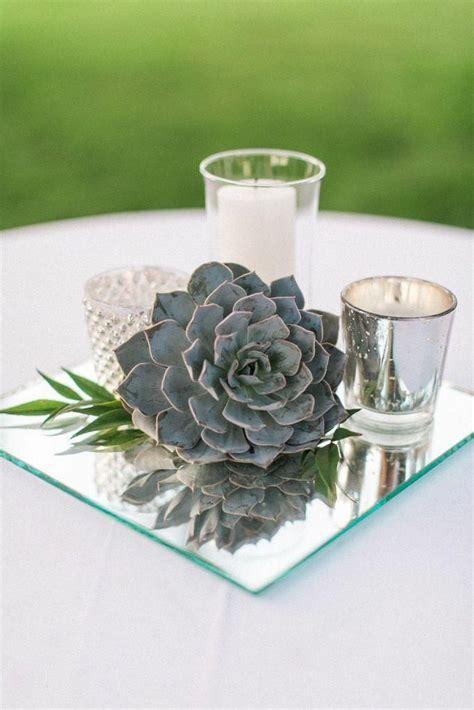 simple centerpiece ideas best 25 succulent centerpieces ideas on
