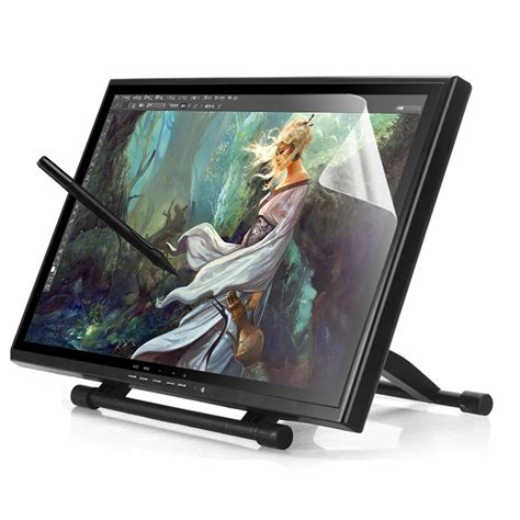 best drawing tablet for yiynova msp19u graphic tablet review