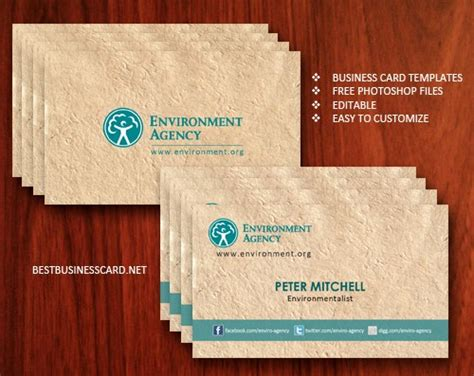 cards for profit 100 free psd business card templates