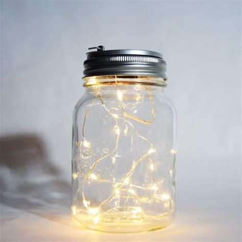 lights jar fantado regular clear jar light w hanging
