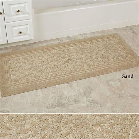 bathroom runner rugs wellington soft bath rug runner