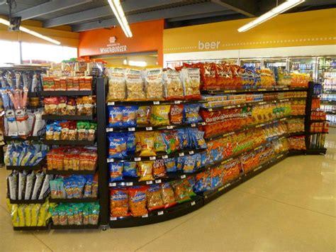 convenience store shelving convenience store shelving