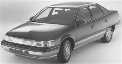 how to work on cars 1986 mercury sable parking system the mercury topaz and mercury sable howstuffworks