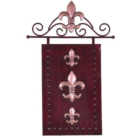 fleur de lis home decor 20 fleur de lis home decors for the walls home design lover
