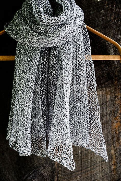 summer knitting patterns and summer scarves to knit free patterns
