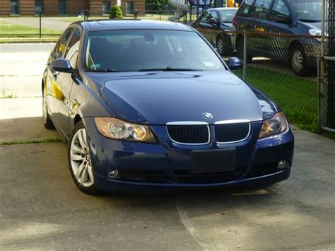 buy used 2006 bmw 325i 6 speed manual sport package and navigation 70k in richmond hill new