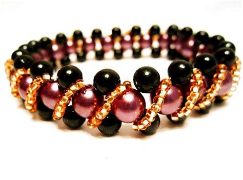 free beaded bracelet patterns free pattern for beaded bracelet magic