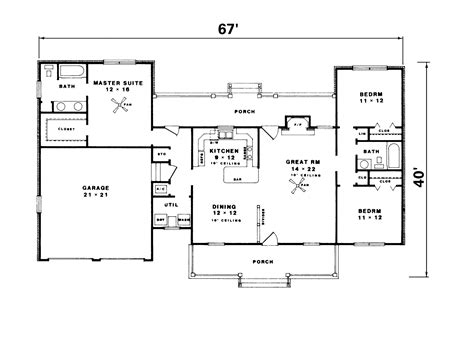 ranch style floor plans with basement backyard floor plans with basement entry house for ranch