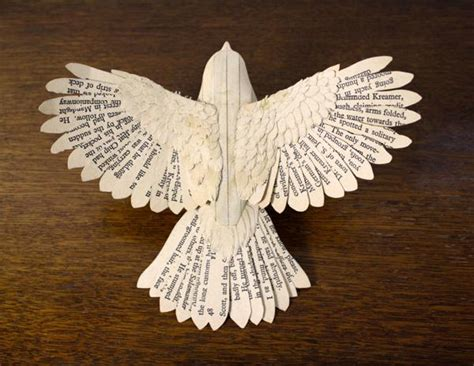 make paper crafts for wood and paper crafts creating beautiful birds for