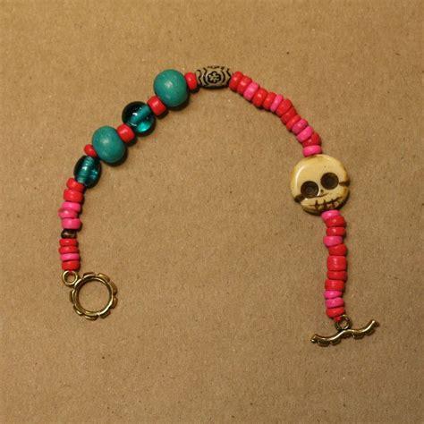 how to end a beaded bracelet modern friendship bracelets diy a beautiful mess
