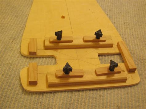 jigsaw projects woodworking circle cutting jig for a jigsaw by silverhill