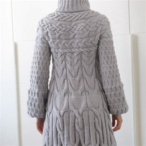 coat knitting pattern minimissimi sweater coat by minimi knitting pattern
